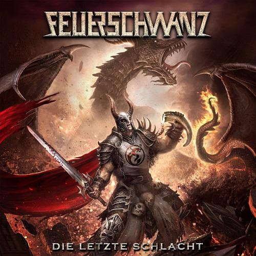 Cover - Feuerschwanz – Die letzte Schlacht (2 Blu-ray + 2 DVD + CD)