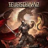 Feuerschwanz - Die letzte Schlacht - CD-Cover