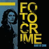 Fotocrime - Heart Of Crime - CD-Cover