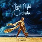 The Night Flight Orchestra - Aeromantic II - CD-Cover