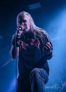 Asphyx live auf dem Meh Suff Festival 2021