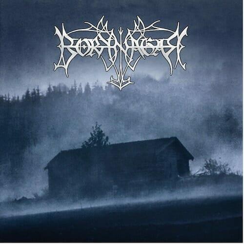 Borknagar - Borknagar 25 Anniversary Edition Cover