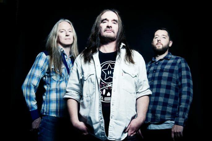 Ein Foto der Death-Metal-Band Carcass
