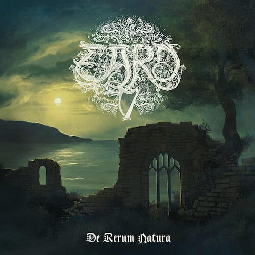 Cover - Eard – De Rerum Natura