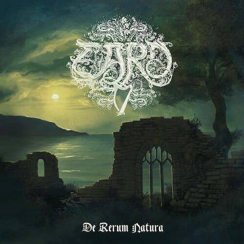 Eard - De Rerum Natura Cover