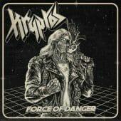 Kryptos - Force Of Danger - CD-Cover