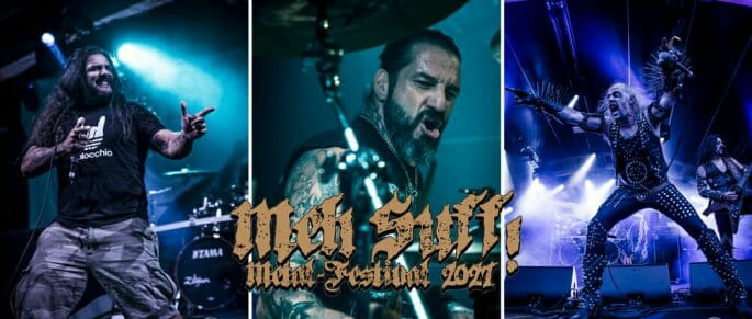 Cover - Meh Suff! Metal-Festival 2021 – Samstag (11.09.21)