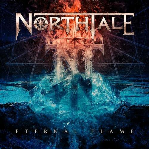 """Das Cover von """"Eternal Flame"""" von Northtale"""