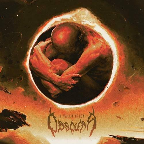 """Das Cover von """"A Valediction"""" von Obscura"""