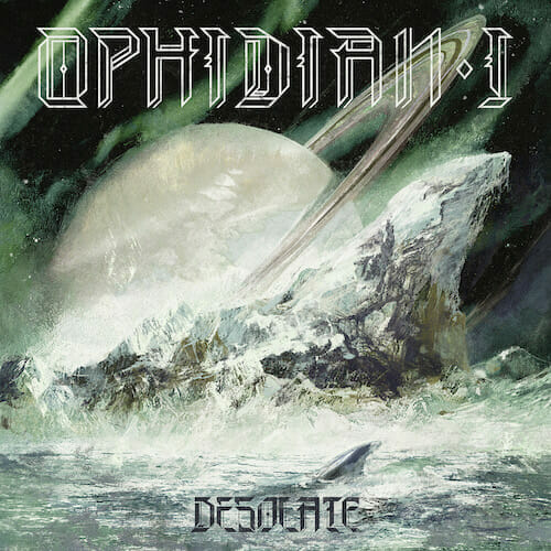 Ophidian I - Desolate Cover