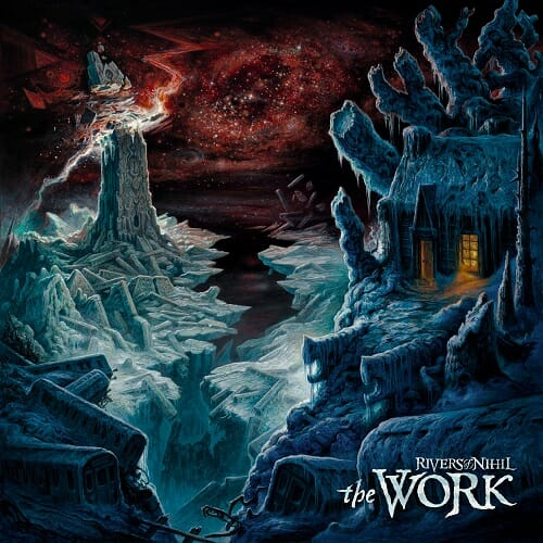 Cover - Rivers Of Nihil – The Work