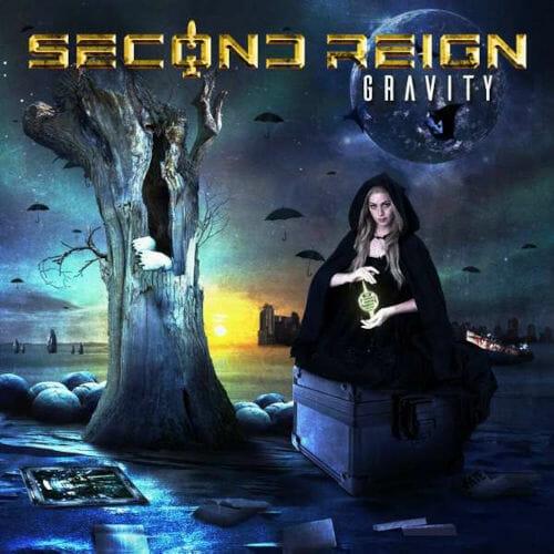 """Das Cover von """"Gravity"""" von Second Reign"""