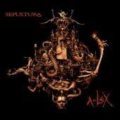 Sepultura - A-LEX - CD-Cover
