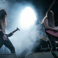 Suicidal Angels live auf dem Meh Suff Festival 2021