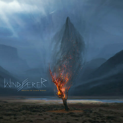 Windfaerer - Breaths Of Elder Dawns Cover