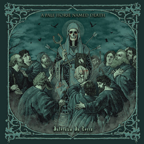 Cover - A Pale Horse Named Death – Infernum In Terra