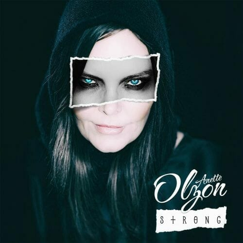 Anette Olzon Strong Coverartwork