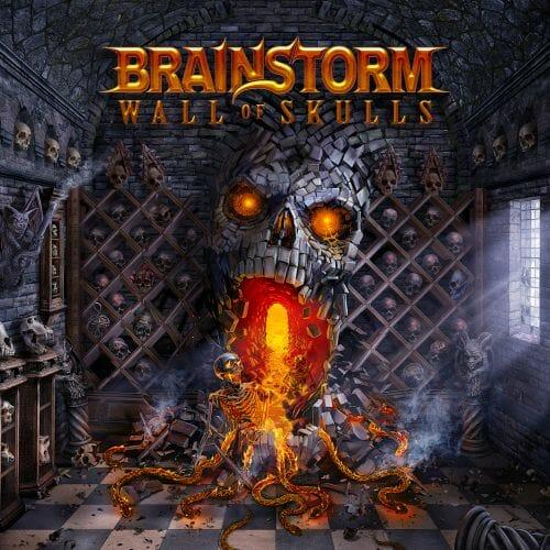 Cover - Brainstorm – Wall Of Skulls