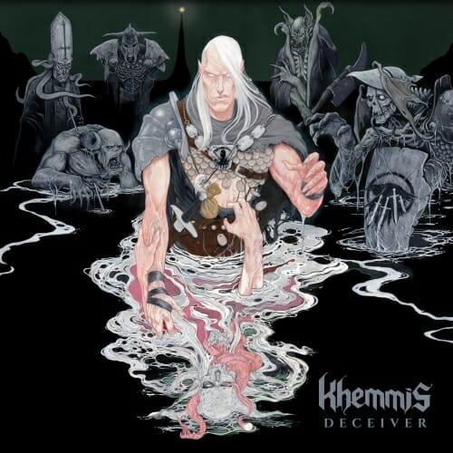Artwork des Albums Deveiver von der Band Khemmis