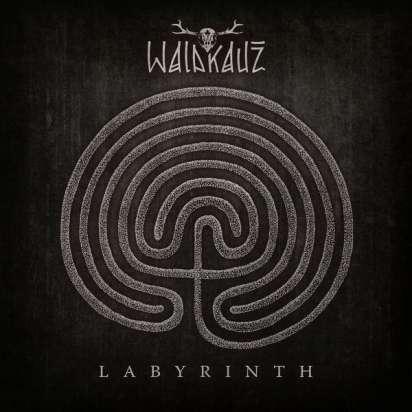 Cover - Waldkauz – Labyrinth