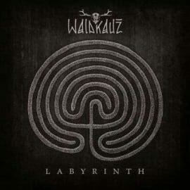 "Das Cover des Albums ""Labyrinth"" der Band Waldkauz"