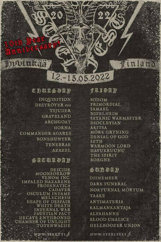 steelfest 2022