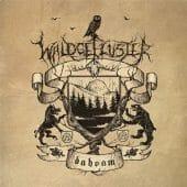 Waldgeflüster - Dahoam - CD-Cover