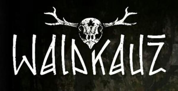 Das Logo der Band Waldkauz