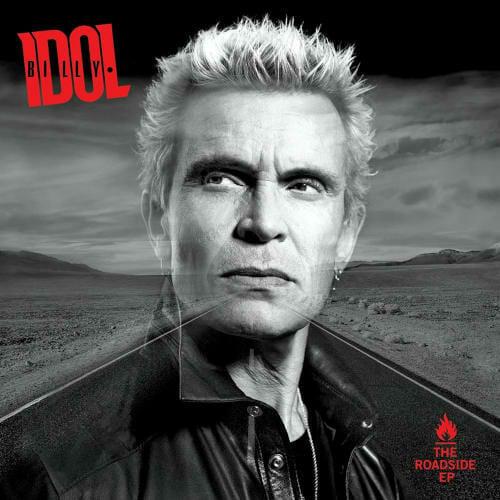 """Das Cover von """"The Roadside"""" von Billy Idol"""