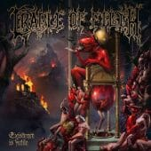 Cradle Of Filth - Existence Is Futile - CD-Cover