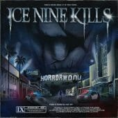 Ice Nine Kills - The Silver Scream 2: Welcome To Horrorwood - CD-Cover