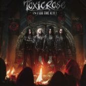 Toxicrose - In For The Kill - CD-Cover