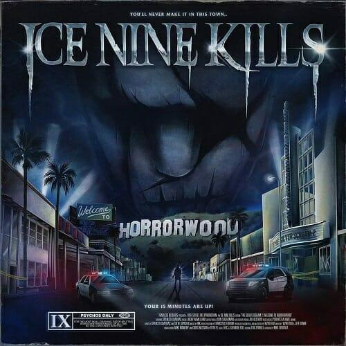 Ice Nine Kills Silver Scream 2 Albumcover