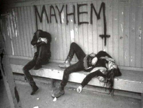 mayhem old