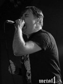 Napalm Death live