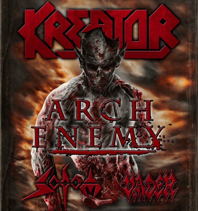 Kreator_Tour