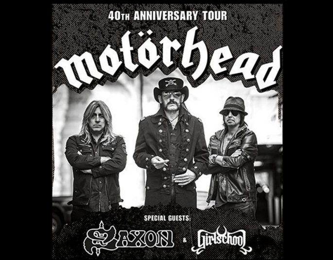 Motörhead Tour