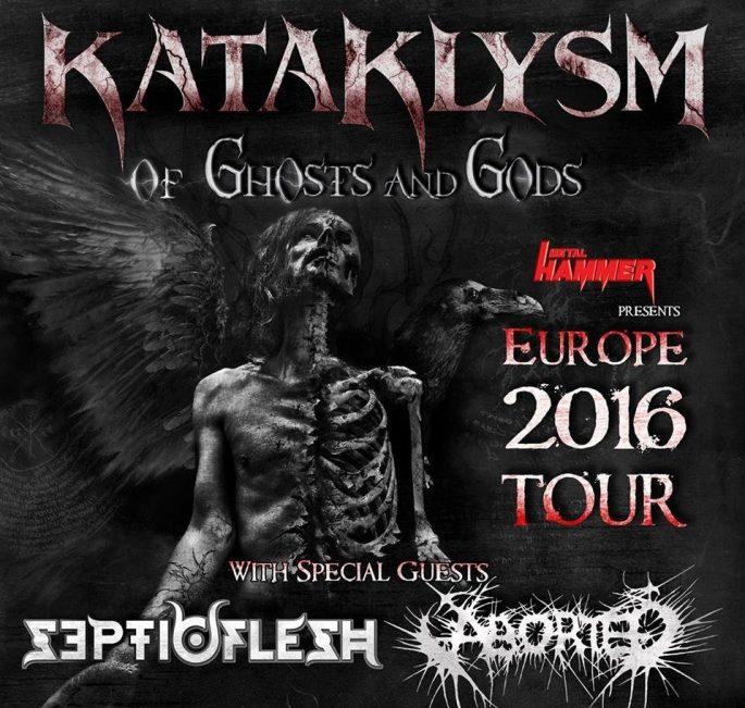 Kataklysm Tour