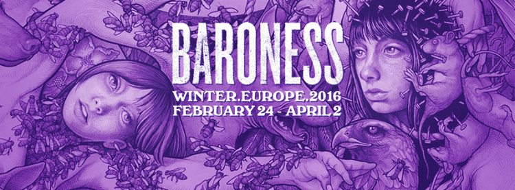 Baroness Europatour 2016