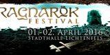 Cover - Ragnarök Festival 2016