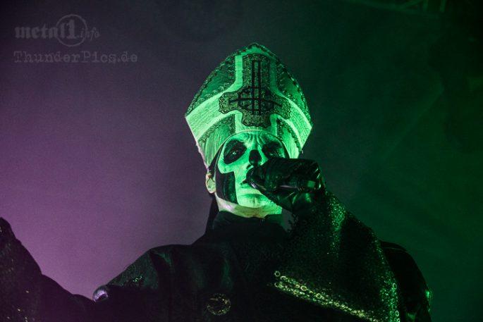 Cover - Ghost w/ Dead Soul