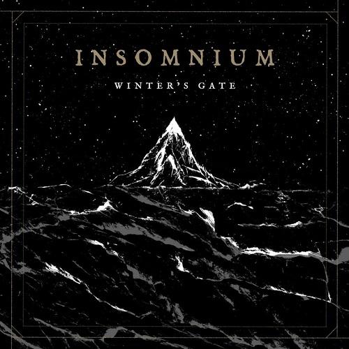 Insomnium - Winter's Gate - Cover