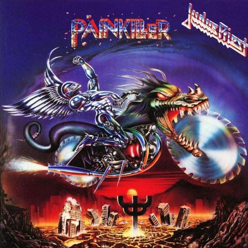 Judas Priest - Painkiller - Cover
