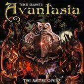 Avantasia - The Metal Opera - Part I - CD-Cover