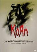 Korn - Live At The Hollywood Palladium - CD-Cover