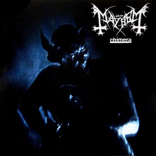 Mayhem - Chimera - Cover