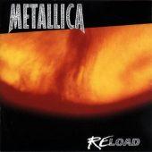 Metallica - Reload - CD-Cover