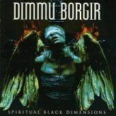 Dimmu Borgir - Spiritual Black Dimensions - CD-Cover
