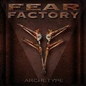 Fear Factory - Archetype - CD-Cover