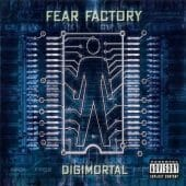Fear Factory - Digimortal - CD-Cover